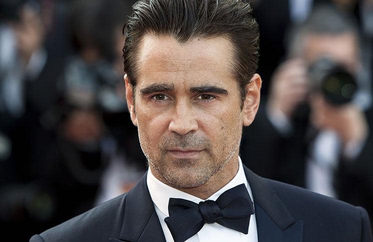 Colin Farrell über Sex-Szenen - Kino News