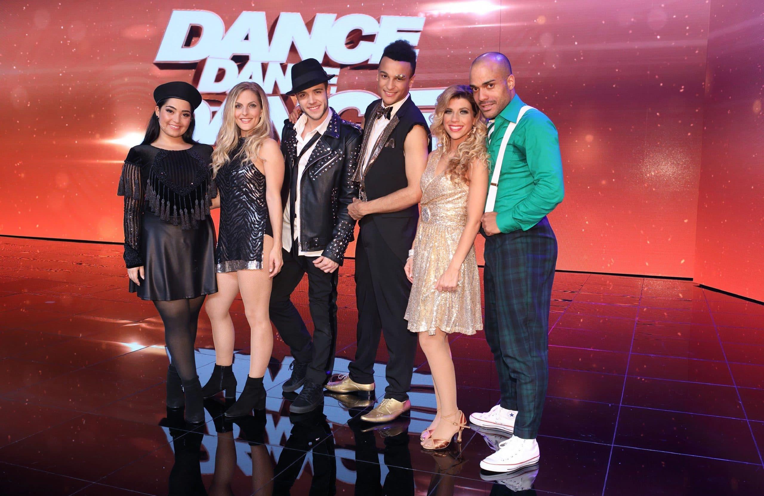 Finalteilnehmer Dance Dance Dance 2017