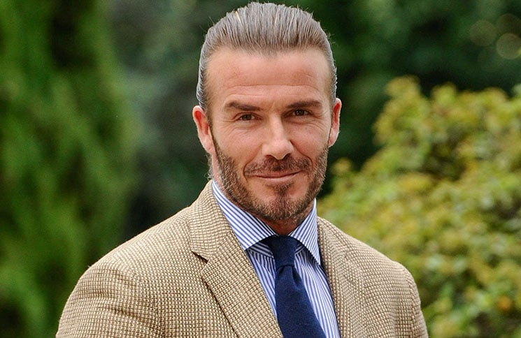 David Beckham - Biotherm Homme Madrid Photocall with Ambassador David Beckham - 2
