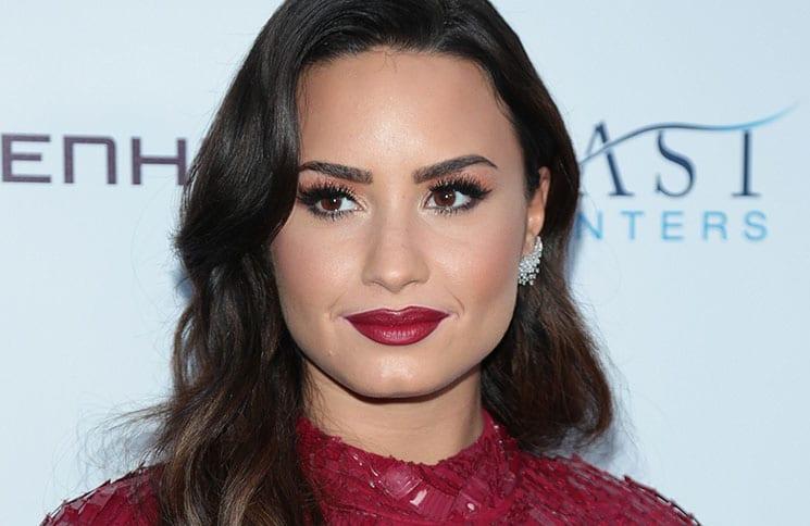 Demi Lovato - Brent Shapiro Foundation for Alcohol and Drug Prevention Summer Spectacular 2017 - 2