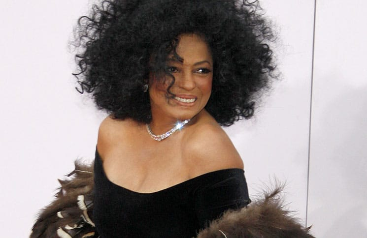 Diana Ross - 2014 American Music Awards