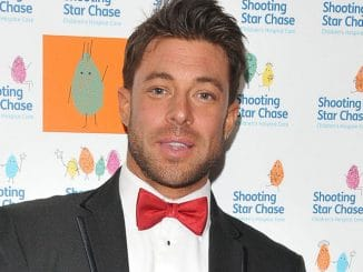 Duncan James - Shooting Star Chase Ball 2015