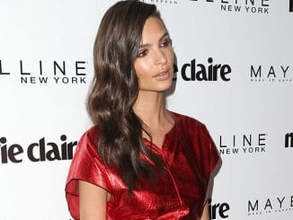 "Emily Ratajkowski - Marie Claire Celebrates ""Fresh Faces"" with an Event Sponsored by Maybelline"