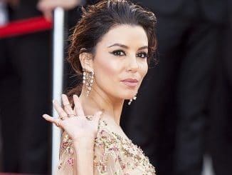 Eva Longoria - 70th Annual Cannes Film Festival