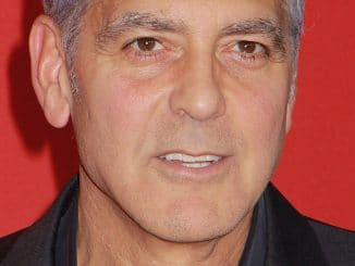 "George Clooney - ""Suburbicon"" Los Angeles Premiere"