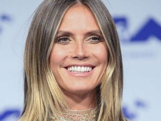 Heidi Klum - 2017 MTV Video Music Awards