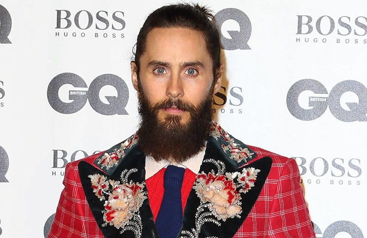 Jared Leto - GQ Men of the Year Awards 2017