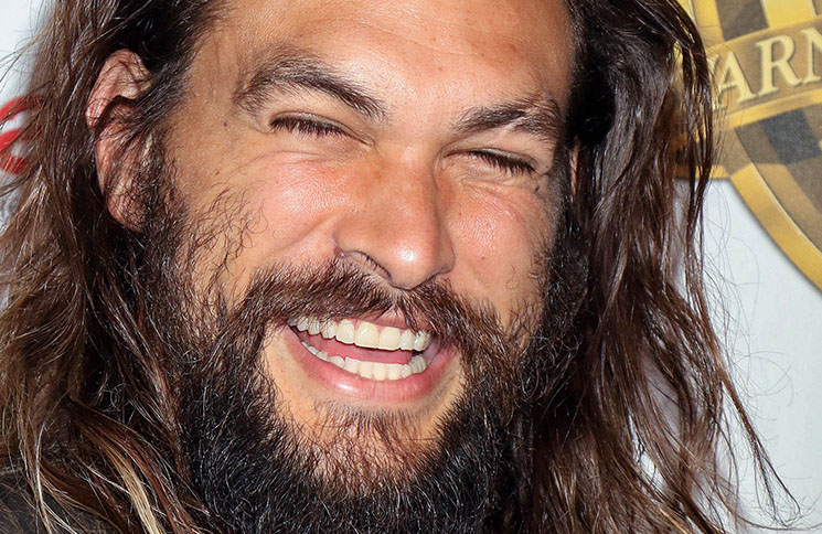 Jason Momoa - CinemaCon 2017 - Warner Bros. Pictures Presentation