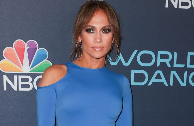 "Jennifer Lopez - NBC's ""World of Dance"" TV Series Celebration - 2"