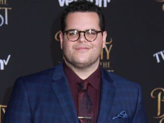 "Josh Gad - ""Beauty And The Beast"" Los Angeles Premiere"