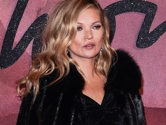 Kate Moss - The Fashion Awards 2016 - Arrivals