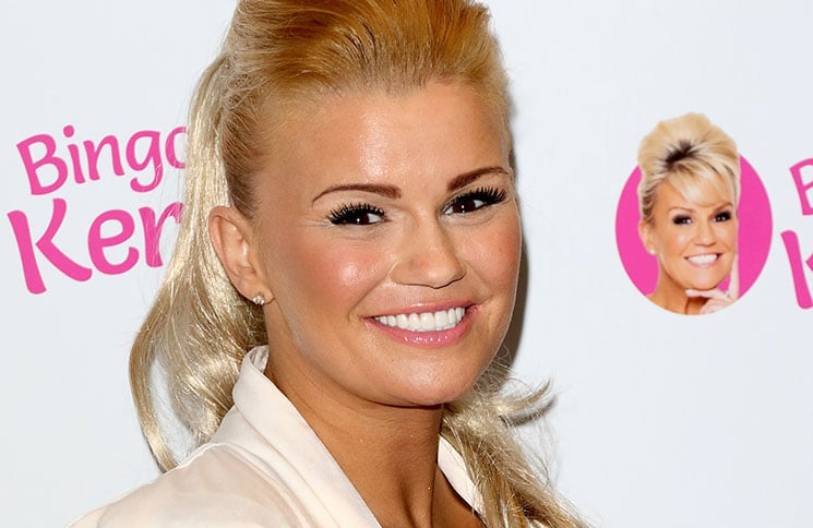 "Kerry Katona - Kerry Katona Launches Her New Venture ""Bingo with Kerry"" - Covent Garden Hotel"