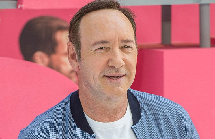 """Netflix"" kündigt Kevin Spacey - TV News"