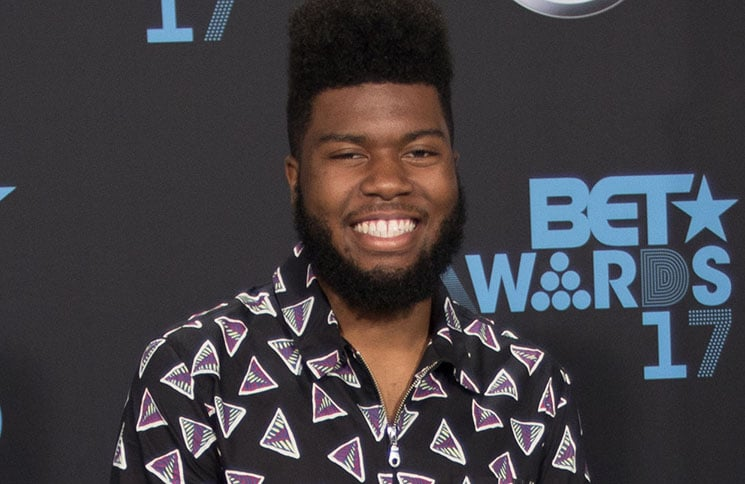 Khalid - 2017 BET Awards