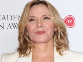 Kim Cattrall - Virgin TV British Academy Television Awards 2017