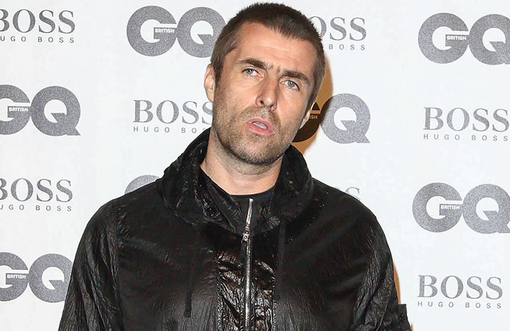 Liam Gallagher - GQ Men of the Year Awards 2017