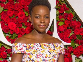 Lupita Nyong'o - 70th Annual Tony Awards