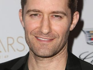 Matthew Morrison - Cadillac Celebrates the 89th Annual Academy Awards