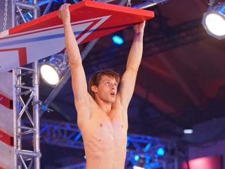 Moritz Hans - Ninja Warrior Germany