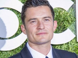 Orlando Bloom - 71st Annual Tony Awards