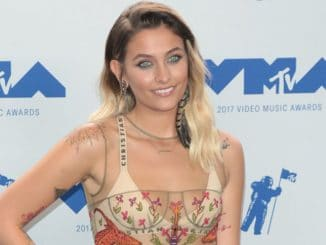 Paris Jackson - 2017 MTV Video Music Awards