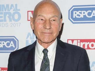 Patrick Stewart - Animal Hero Awards 2017