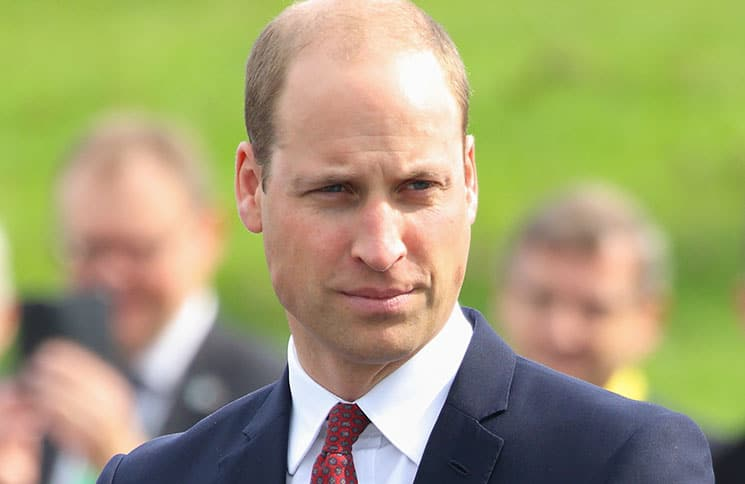 Prinz William - The Duke of Cambridge Visits Milton Keynes on the 50th Anniversary of the City