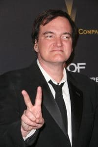 Quentin Tarantino - 2016 Weinstein Company and Netflix Golden Globes After Party