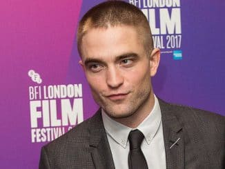 Robert Pattinson - 61st Annual BFI London Film Festival