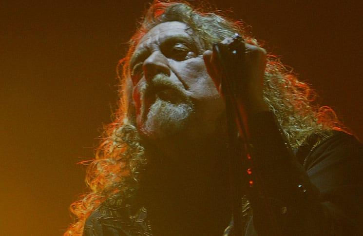 Robert Plant - Vive Latino 2015 Music Festival