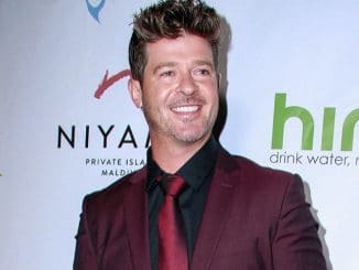 Robin Thicke - 8th Annual Face Forward Gala