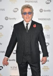 Roger Daltrey - 25th Music Industry Trusts Awards