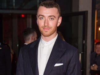 Sam Smith - Virgin Holidays Attitude Awards 2017 - 3