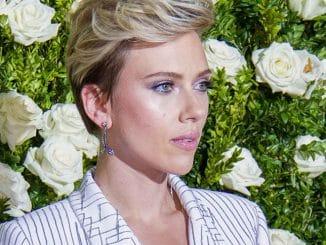 Scarlett Johansson - 71st Annual Tony Awards