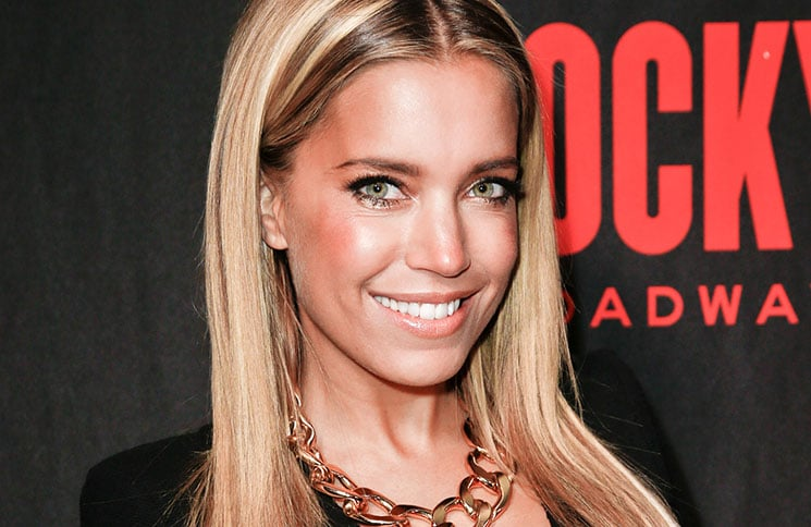 "Sylvie Meis - ""Rocky"" Broadway Opening Night"