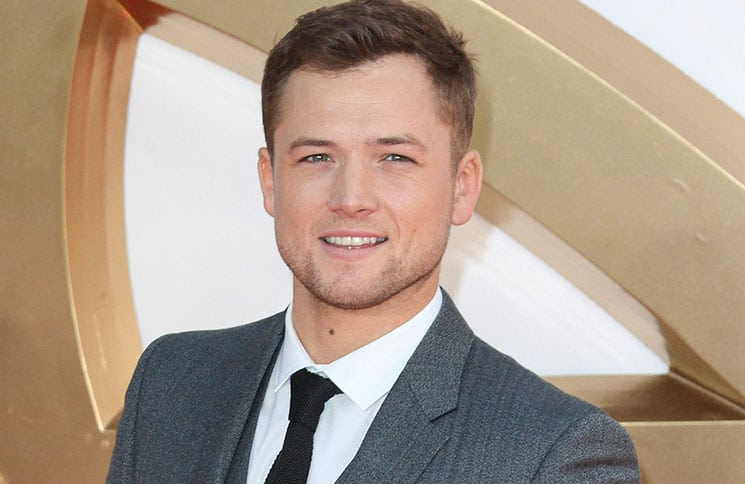 "Taron Egerton - ""Kingsman: The Golden Circle"" World Premiere"