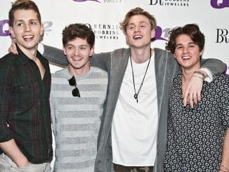 The Vamps in Concert at Q102's Performance Theatre in Bala Cynwyd