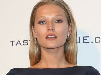 Toni Garrn - 25th Annual Elton John AIDS Foundation's Academy Awards Viewing Party
