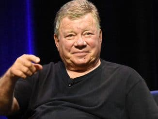 William Shatner - Silicon Valley Comic Con 2017