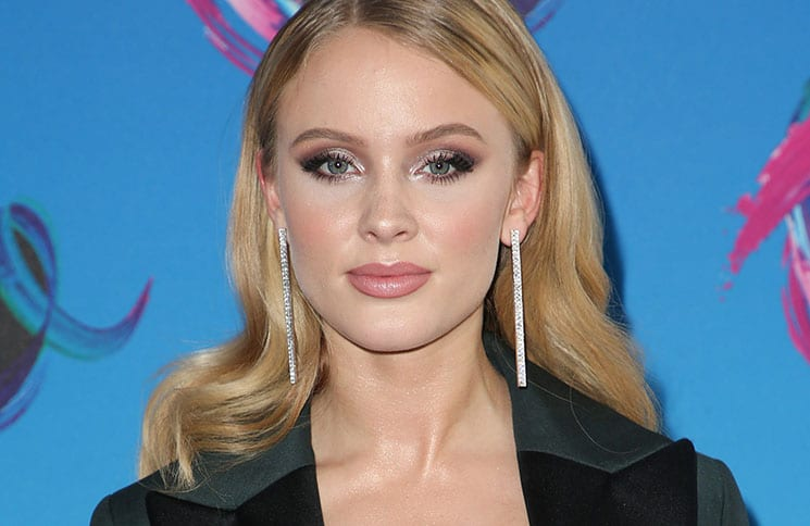 Zara Larsson - 2017 Teen Choice Awards