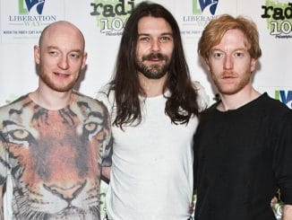 Biffy Clyro in Concert at Radio 104.5's Performance Theatre in Bala Cynwyd