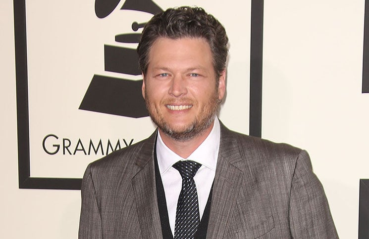 Blake Shelton - 56th Annual Grammy Awards
