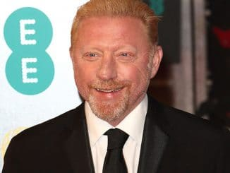 Boris Becker - EE British Academy Film Awards 2017