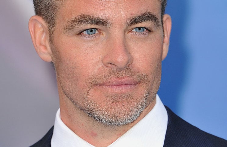 "Chris Pine - ""Wonder Woman"" Los Angeles Premiere"