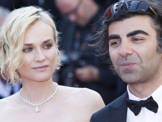 Diane Kruger, Fatih Akin - 70th Annual Cannes Film Festival
