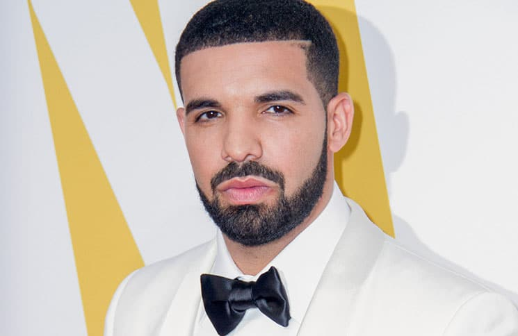 Drake - 2017 NBA Awards
