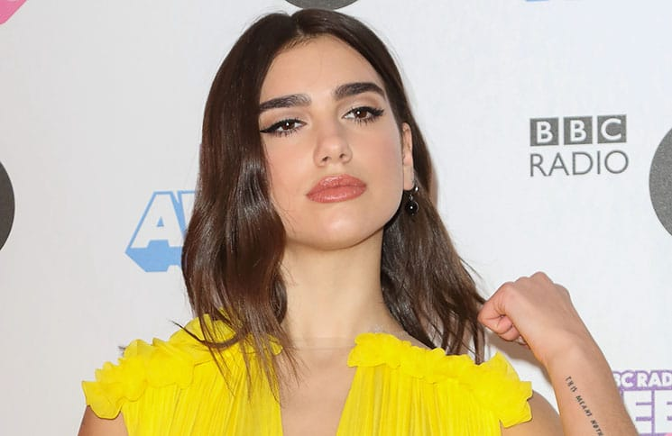 Dua Lipa - BBC Radio 1 Teen Awards 2017