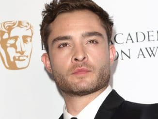 Ed Westwick - Virgin TV British Academy Television Awards 2017