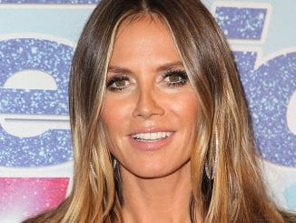 "Heidi Klum - NBC's ""America's Got Talent"" Season 12 Live"
