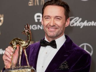 Hugh Jackman - Bambi Awards 2017 - Arrivals